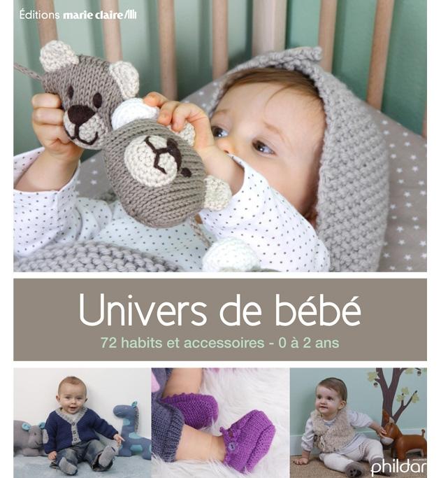 photo tricot tricot bébé gratuit phildar 18