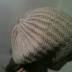 photo tricot tricot modele bonnet adulte 14