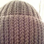 photo tricot tricot modele bonnet adulte 17