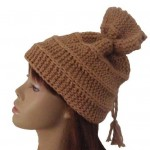 photo tricot tricot modele bonnet adulte 3