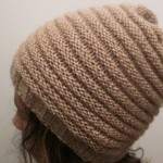 photo tricot tricot modele bonnet adulte 9
