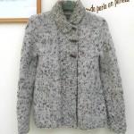 photo tricot tricot modele de gilet 10