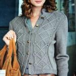 photo tricot tricot modele de gilet 12