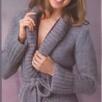 photo tricot tricot modele de gilet 13