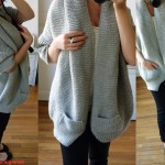 photo tricot tricot modele de gilet 16