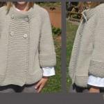 photo tricot tricot modele de gilet 4