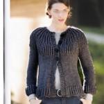 photo tricot tricot modele de gilet femme