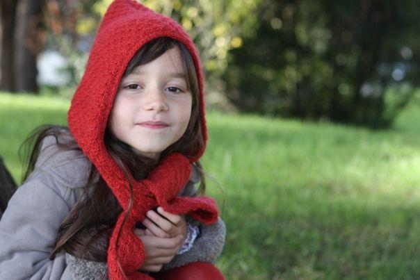 Photo tricot tricot modele echarpe capuche ... 6c8431f37da