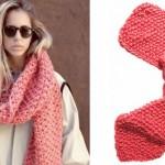photo tricot tricot modele echarpe facile 17
