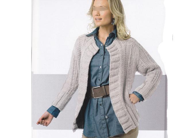photo tricot tricot modeles gratuits de gilets femmes 13
