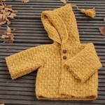 photo tricot tricoter modele layette 5