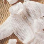 photo tricot tricoter modele layette 7