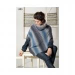 photo tricot tricoter modele poncho 5