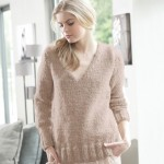 photo tricot tricoter modele pull femme 10