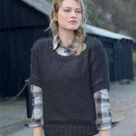 photo tricot tricoter modele pull femme 11