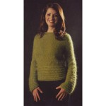 photo tricot tricoter modele pull femme 16